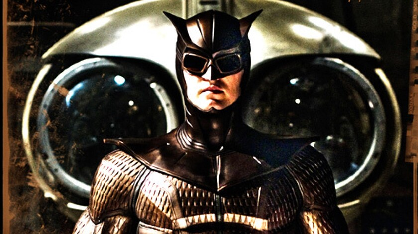 "Nite Owl II (Patrick Wilson, above) and ""Watchmen"" are finally in a movie. It's due out March 6. Producer Lawrence Gordon has been trying for years to get it made, first at Fox, then Universal, then Paramount and now Warner Bros."