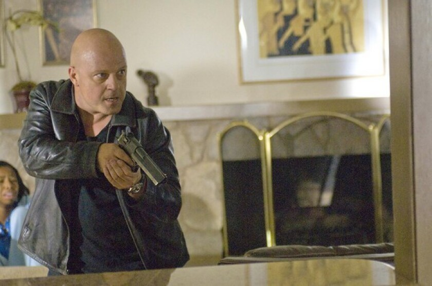"On ""The Shield,"" Michael Chiklis' LAPD Det. Vic Mackey used any means necessary."