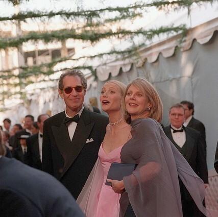 <b>Gwyneth Paltrow's famous family</b>
