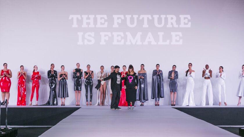 Mario De La Torre at Style Fashion Week Los Angeles