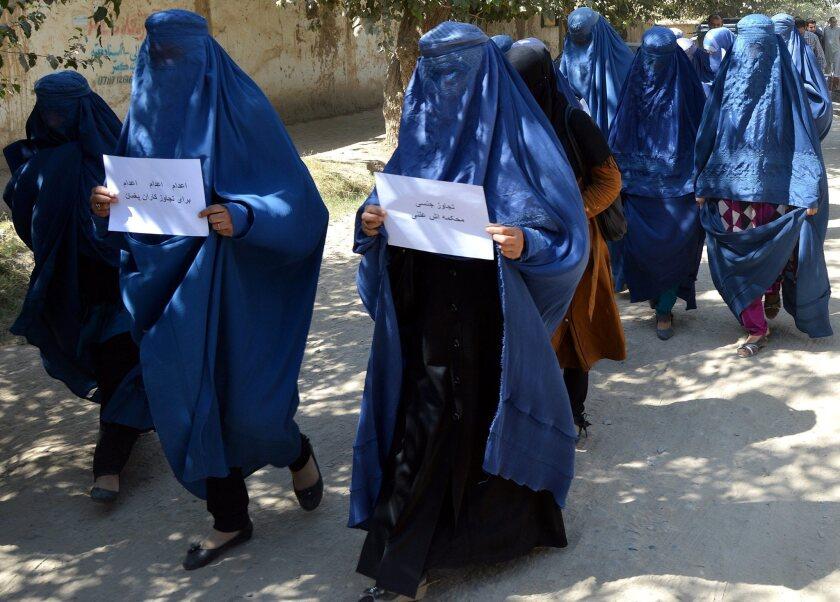 Afghan rape