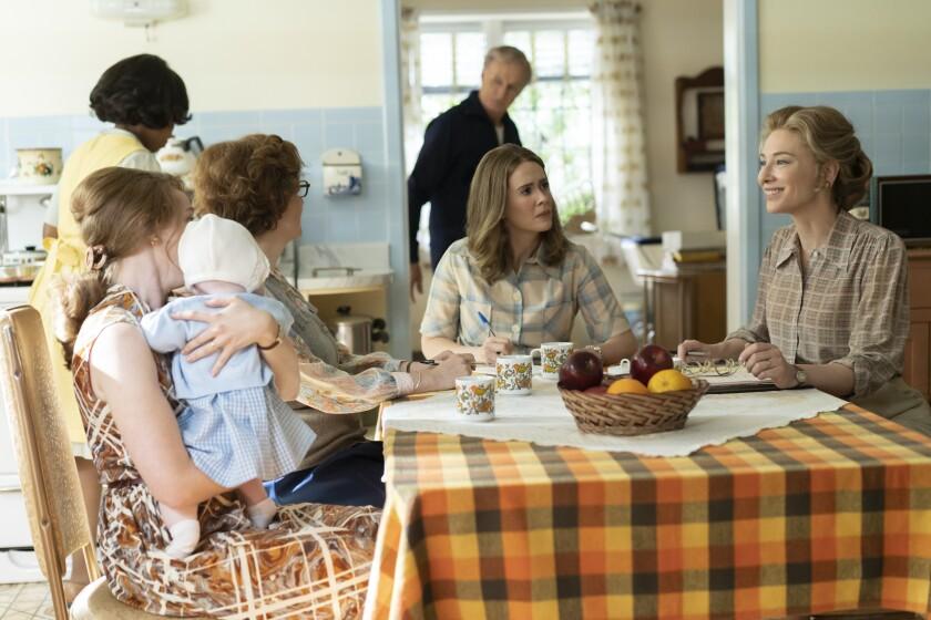 "A scene from ""Mrs. America."""