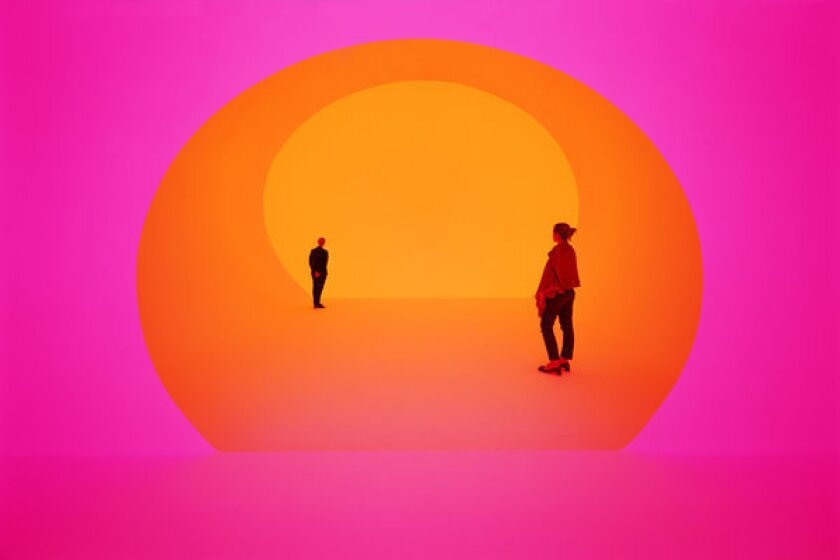 James Turrell Installation Opens At Louis Vuitton In Las