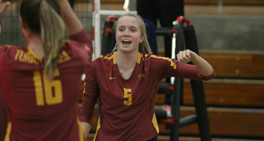 Torrey Pines senior Megan Kraft