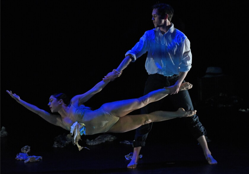 Ezralow Dance at the Wallis
