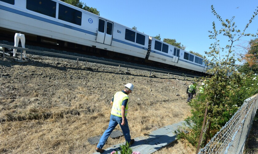 BART worker safety rules changed
