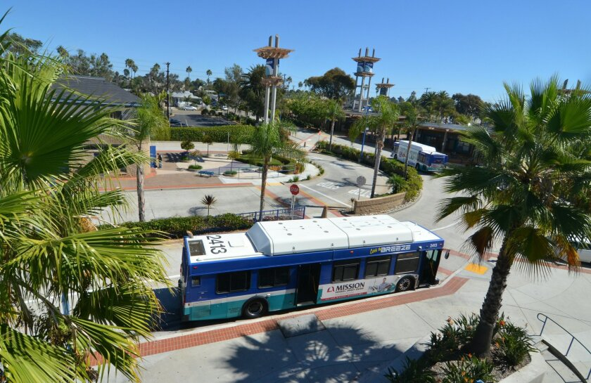 The North County Transit District has approved an agreement to develop land surrounding the downtown Oceanside Transit Center