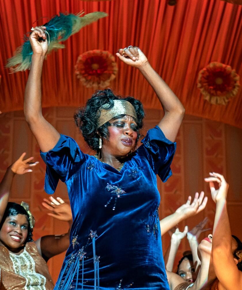 """Viola Davis as Ma Rainey in """"Ma Rainey's Black Bottom."""""""