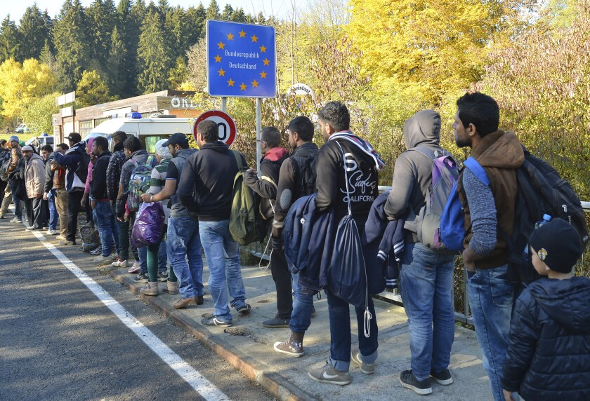Europe Unauthorized Migration