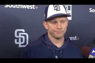 Padres manager Andy Green on Machado joining his roster