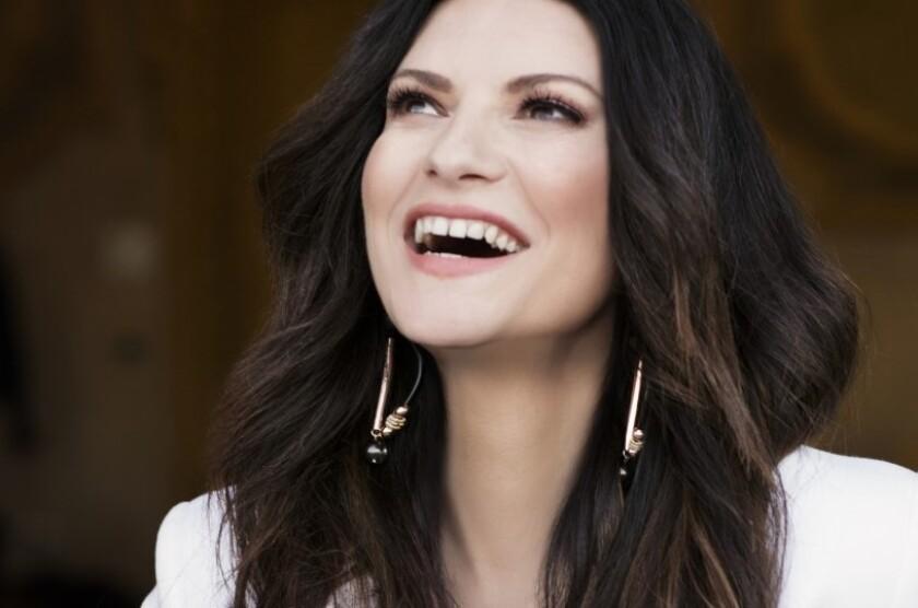 Laura Pausini logra su primera nominación a los Golden Globes