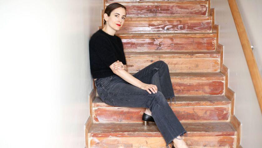 Karla Welch, stylist to the stars.