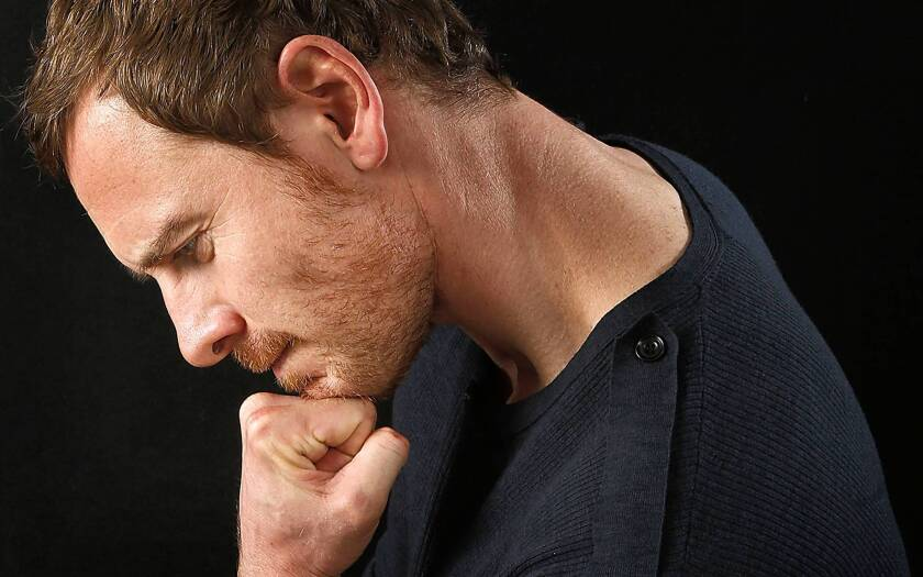 "Michael Fassbender is prominent this season in ""12 Years a Slave"" and ""The Counselor."""