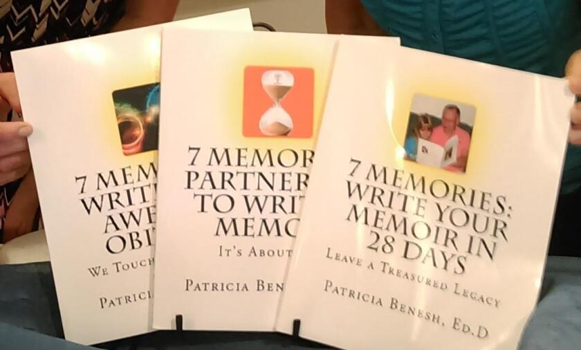 The '7 Memories' trilogy of books