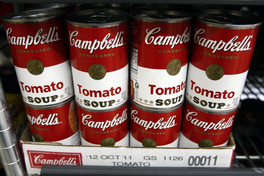 Campbell Soup apologized for Kelly Johnston, who accused George Soros of funding the migrant caravan.
