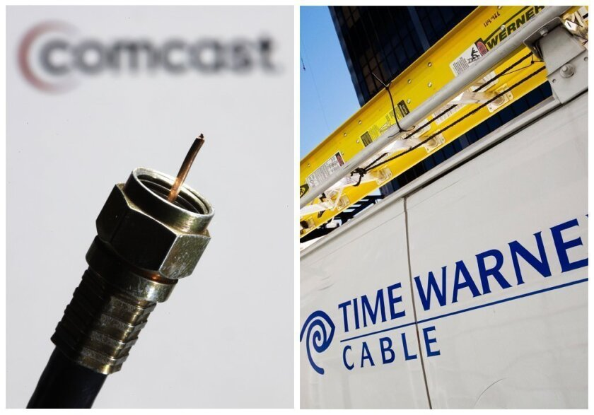 Comcast and Time Warner Cable try to make case for deal with FCC