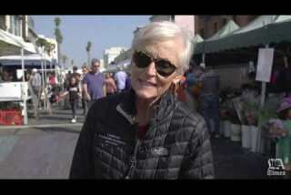 The original manager of Santa Monica's farmers markets is retiring