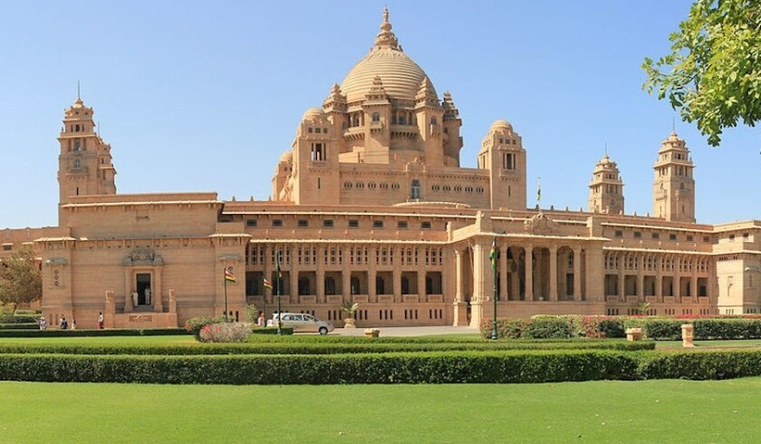 TripAdvisor travelers chose this Indian palace as best hotel in the world