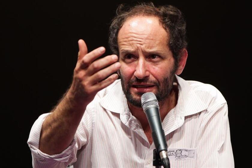 El cineasta mexicano Carlos Reygadas. EFE/Archivo