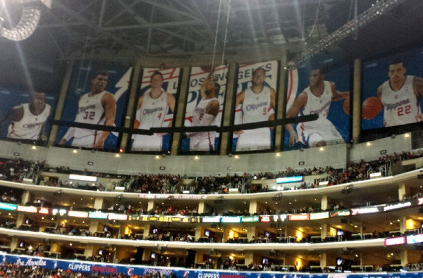 Clippers banners
