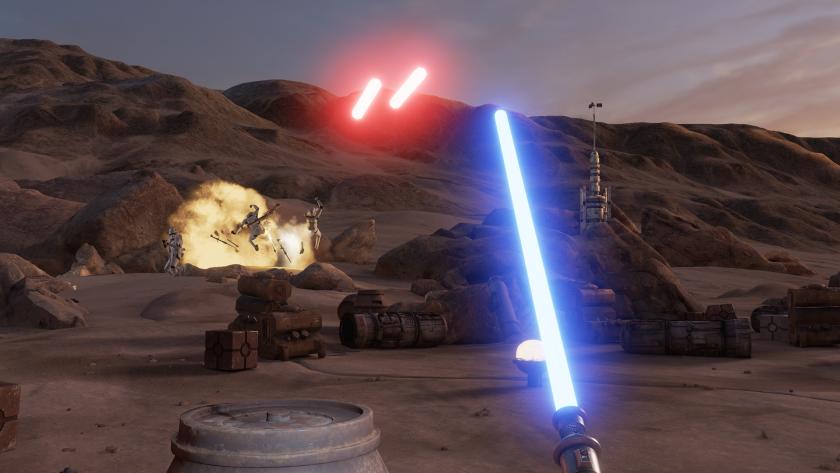'Trials on Tatooine'
