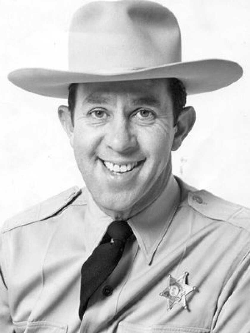 Sheriff John Rovick