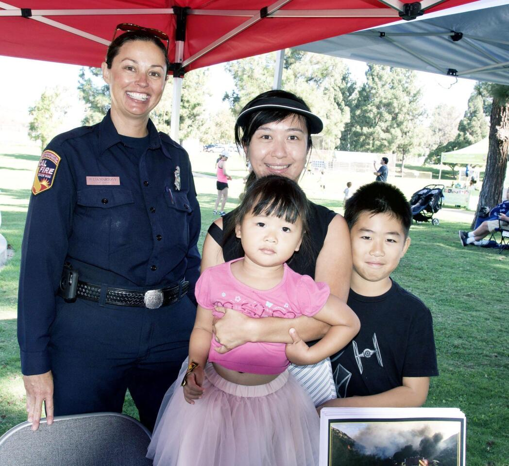 Rancho Bernardo Safety Fair - 9/29/2018
