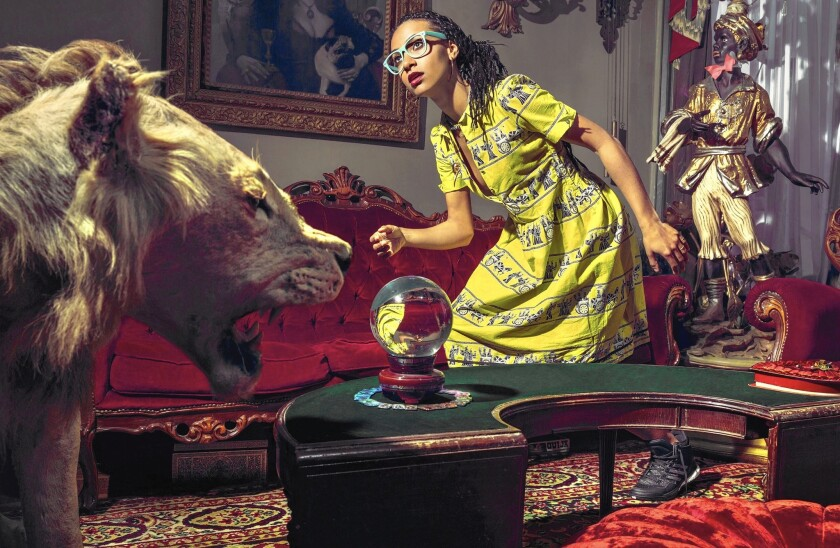 Why Esperanza Spalding's new album, 'Emily's D+Evolution