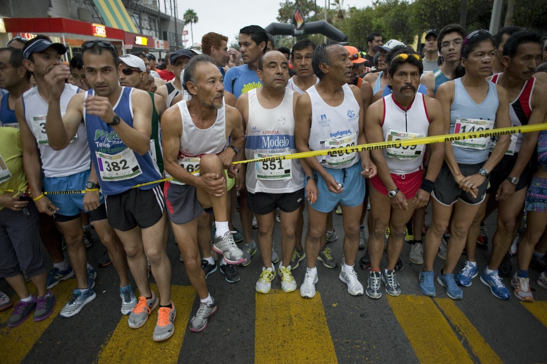 Tercer Maratón Internacional de Tijuana