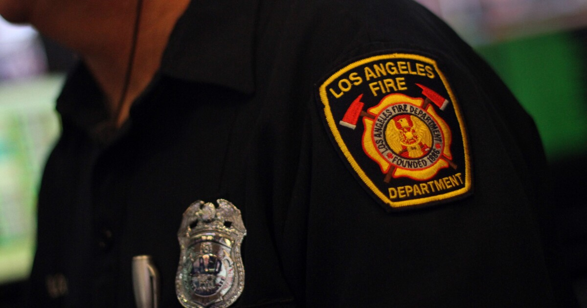 Column: Want to make a fortune in overtime? Apply today to the L.A. Fire Department