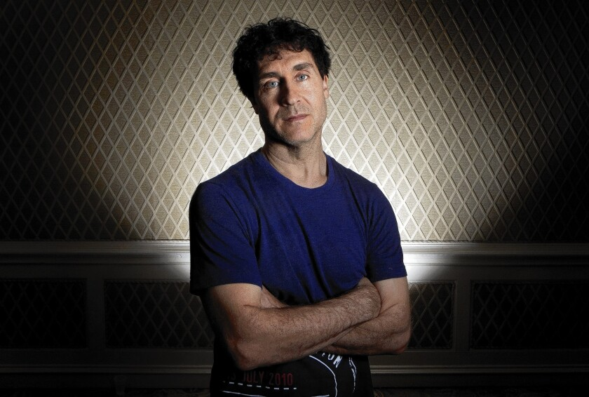 """Director Doug Liman has had hits with (and tiffs over) """"Swingers,"""" """"The Bourne Identity"""" and """"Mr. & Mrs. Smith."""""""