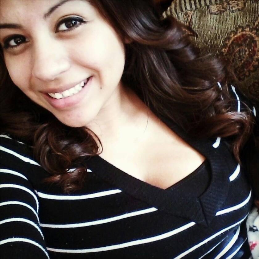 Police suspect Melissa Contreras was killed by her boyfriend during an argument in her car.