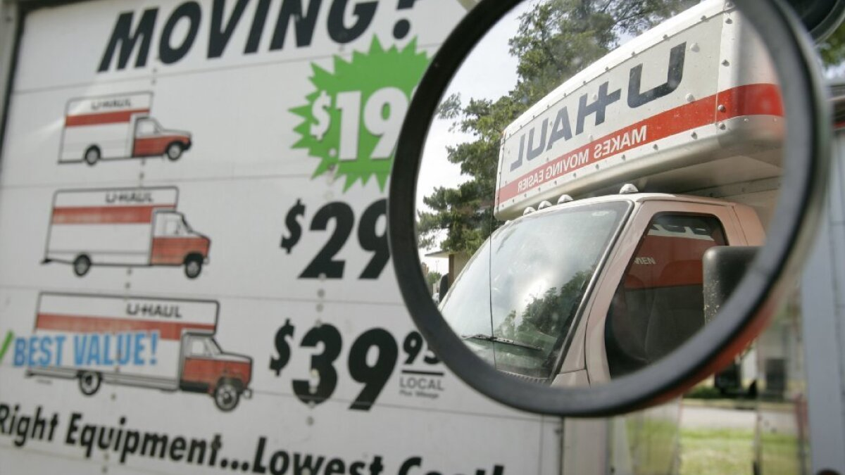 $2,000 for a U-Haul to move out of San Francisco? Believe it  - The