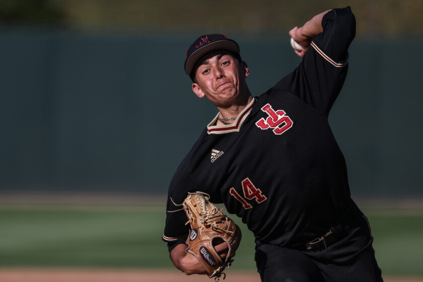 Gage Jump from JSerra turned down signing with an MLB team to enroll at UCLA.