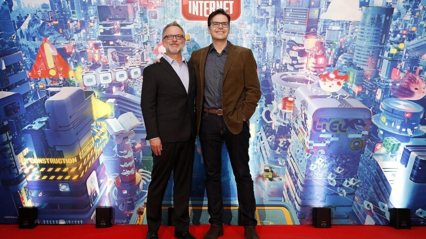 Ralph Breaks the Internet Photocall in Rome, Italy - 16 Nov 2018