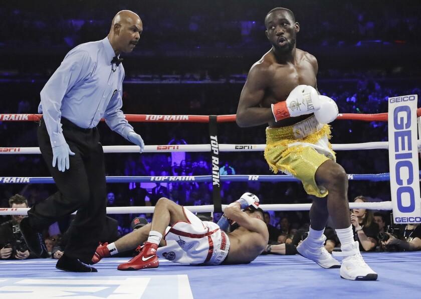 APphoto_Crawford Khan Boxing