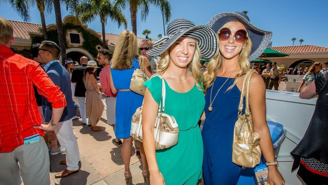 Del Mar Opening Day 2015