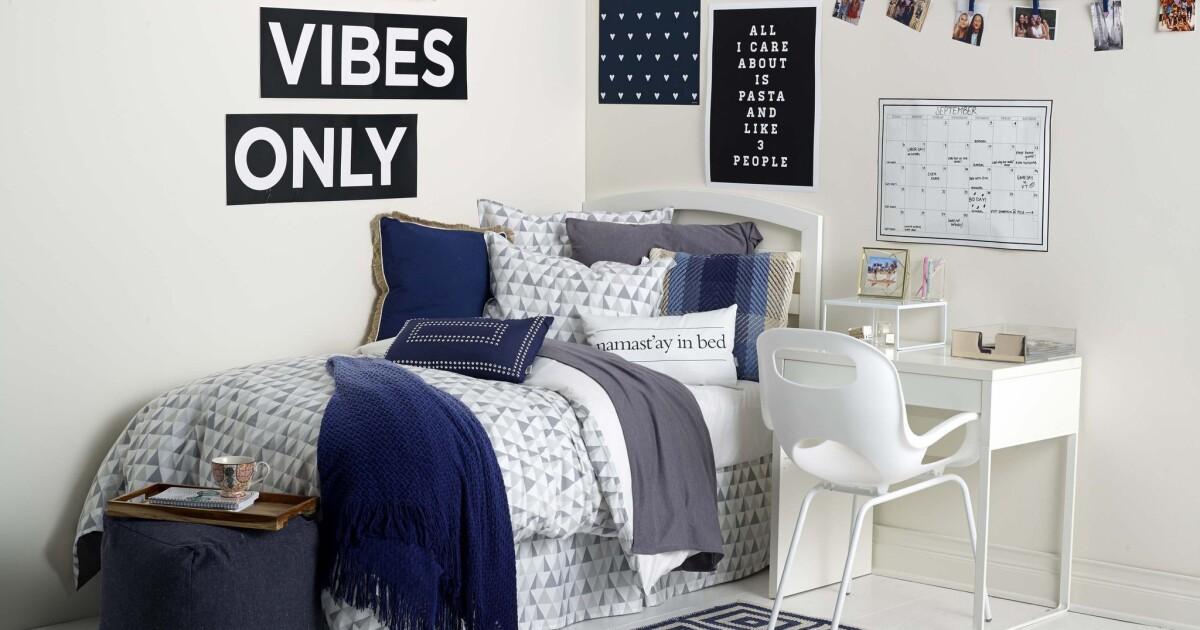 Als virus breitet sich aus, dieser Bay Area college will, dass die Studierenden zu kehren und reinigen Sie Ihre Zimmer in einem Studentenwohnheim