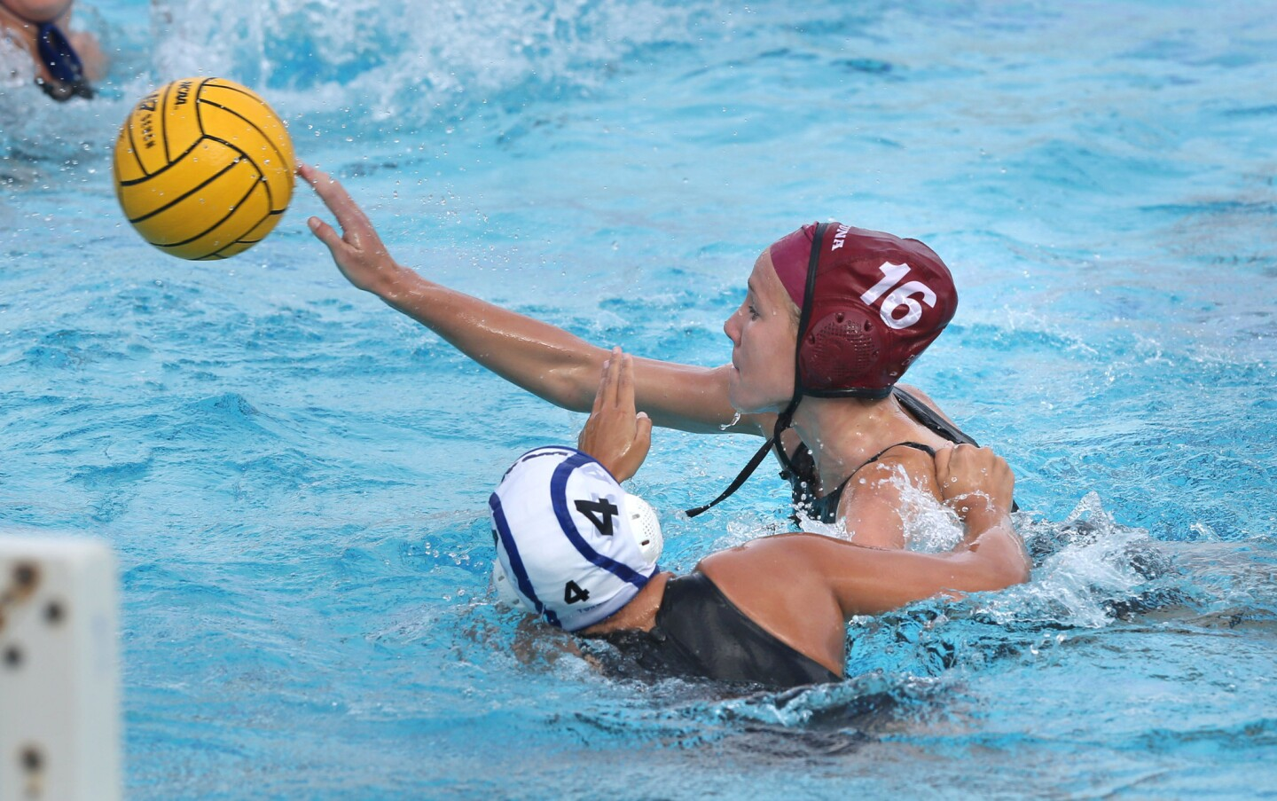 Laguna Beach girls' water polo finishes with win