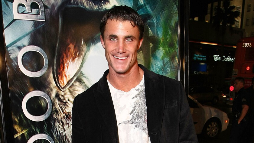 Actor, reality TV personality and fitness trainer Greg Plitt was struck and killed by a Metrolink train in Burbank.