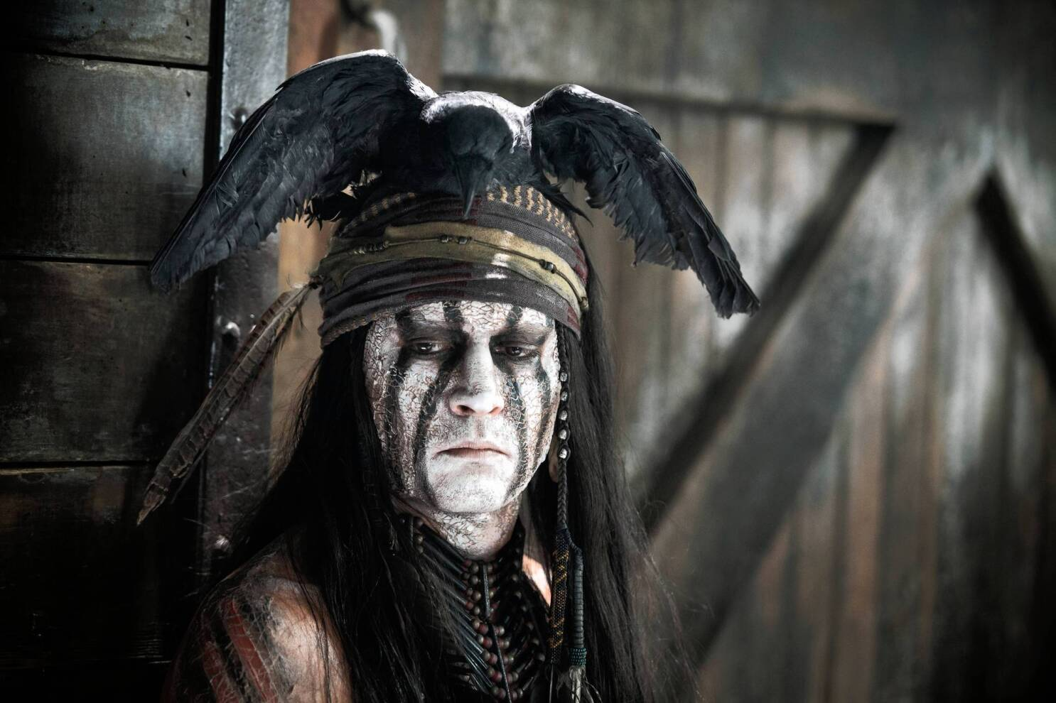 The Lone Ranger': Johnny Depp's Tonto proves divisive - Los Angeles Times