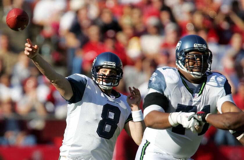 Draft History Seahawks Football