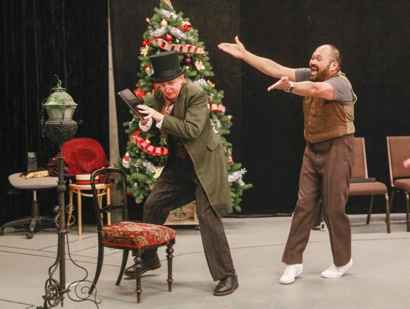 Scrooge's Big San Diego Christmas Show