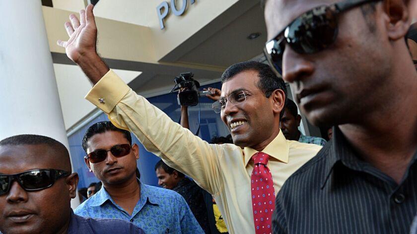 FILES-MALDIVES-POLITICS