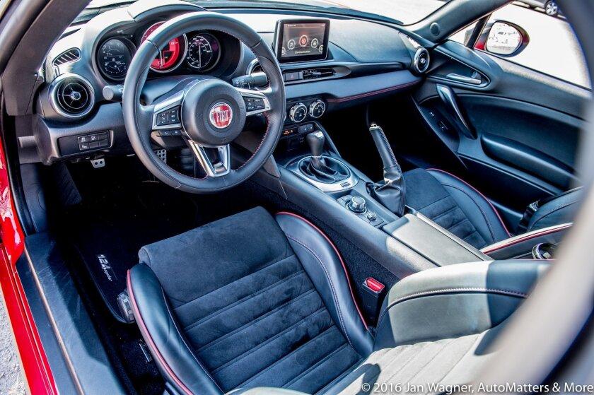Functional & comfortable interior