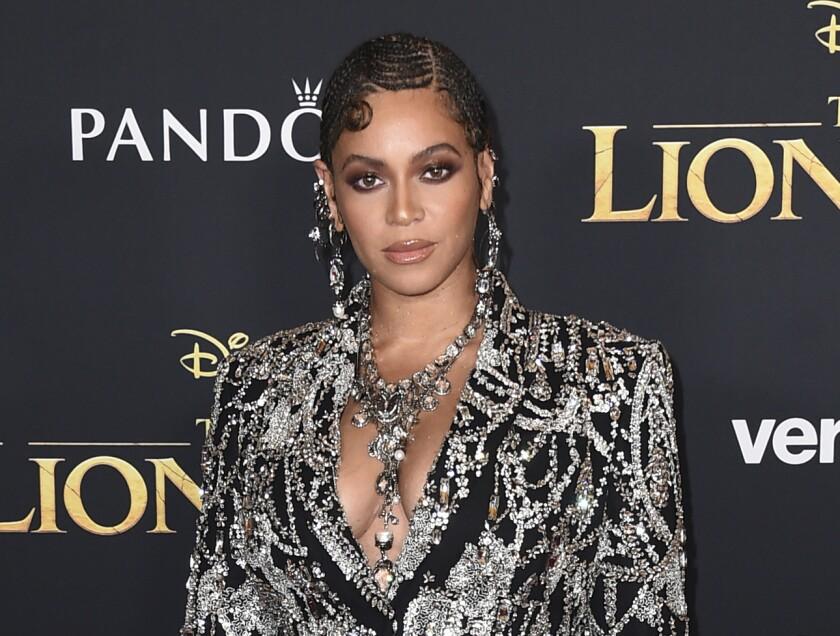 Beyonce-Virus Relief