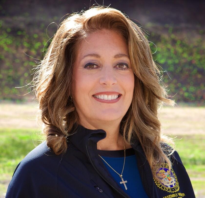 Assemblywoman Marie Waldron.