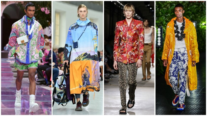 2020 Mens Fashion Trends.Gender Bending Fashion And 5 Other Menswear Trends For