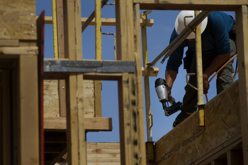 One in six construction workers in California is either laboring off the books or is misreported as an independent contractor, according to a new report from the Economic Roundtable.