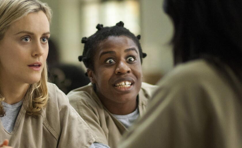 """A scene from """"Orange is the New Black"""""""